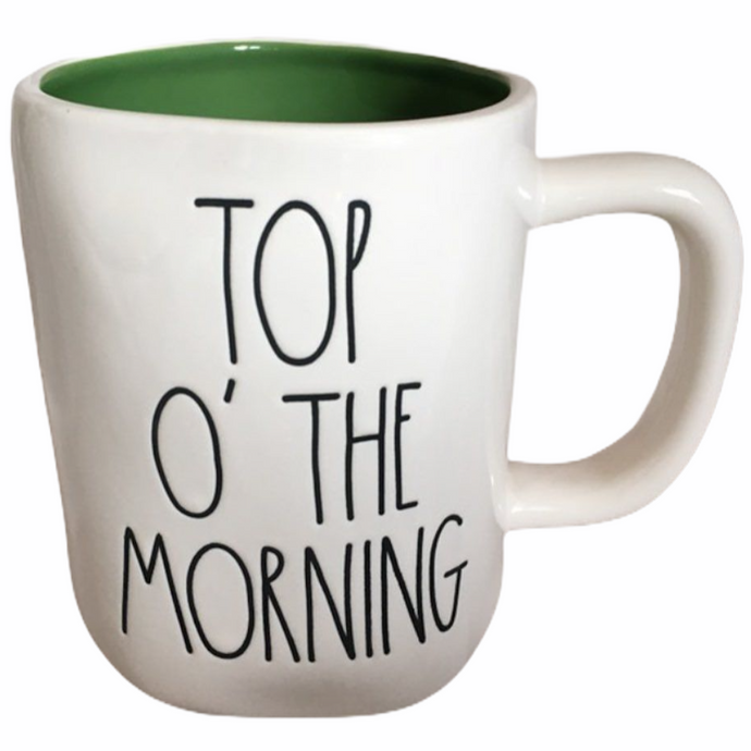 TOP O' THE MORNING Mug