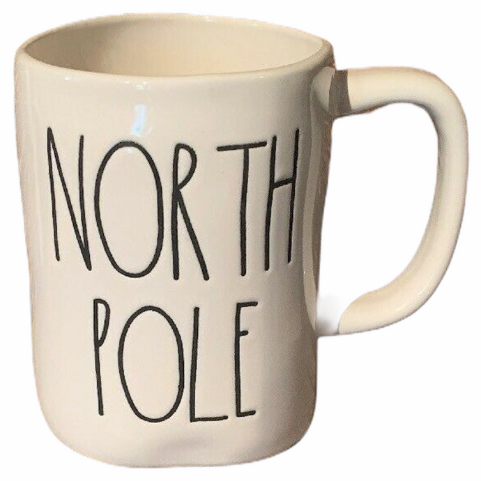 NORTH POLE Mug