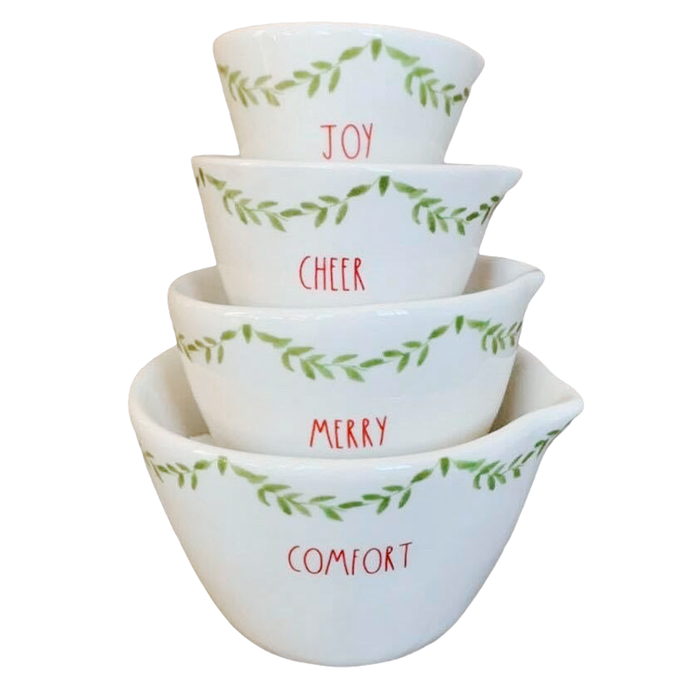 CHRISTMAS Measuring Cups