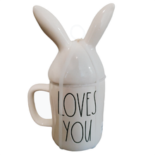 Load image into Gallery viewer, SOME BUNNY LOVES YOU Mug