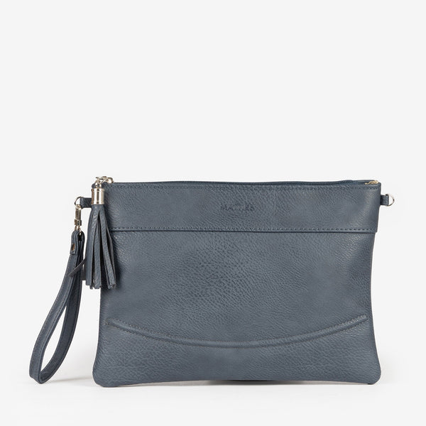 Blue handbag, Clutch bags Collection
