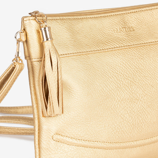 Gold Handbag, Clutch bags Collection