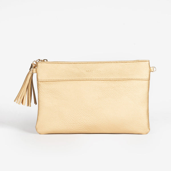 Golden handbag, Clutch bags collection