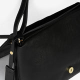 Black Cross body bag, Acebo Collection