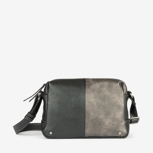 Black cross body bag, Aliso Collection