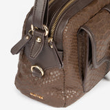 Dark brown Cross body bag, Granado Collection