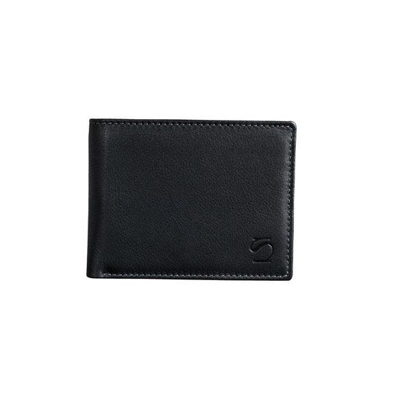 Black wallet, Exotic Leather Collection