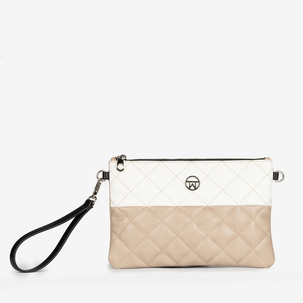 Handbag with detachable shoulder strap, Padded Collection