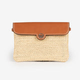 Handbag with detachable shoulder strap, Bambu Collection