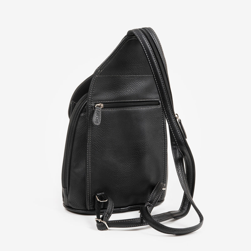 Black woman backpack, Backpacks collection