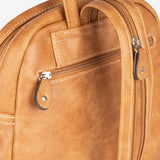 Light tan woman backpack, Backpacks collection