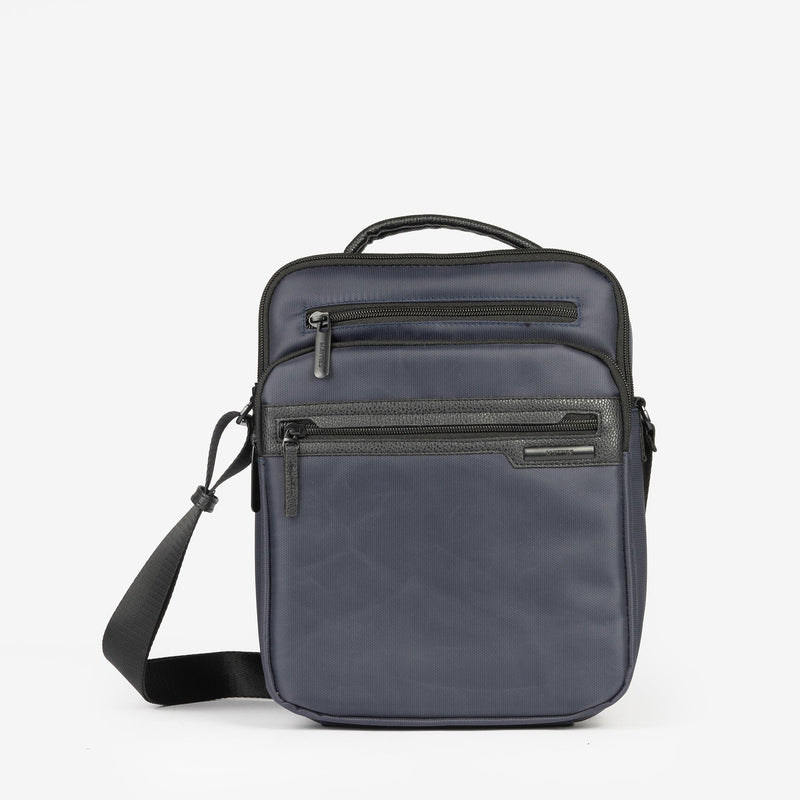 Blue man bag, Canvas collection