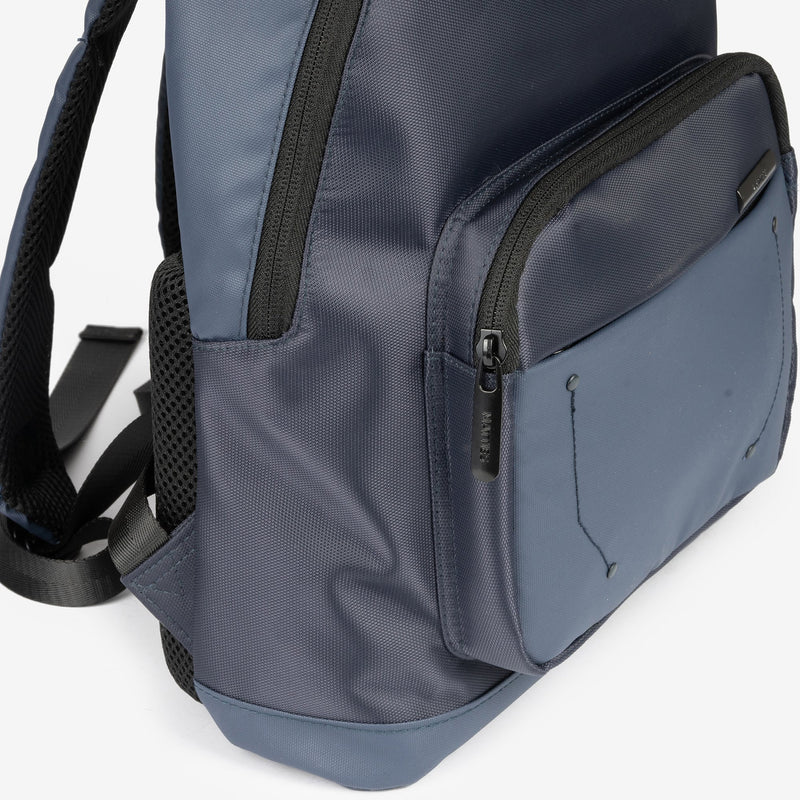 Blue backpack, Nylon Collection