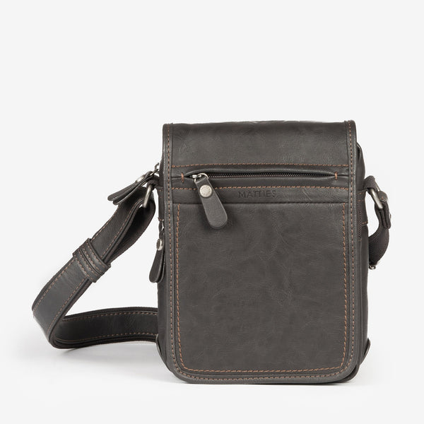 Dark brown man bag, New Classic Collection