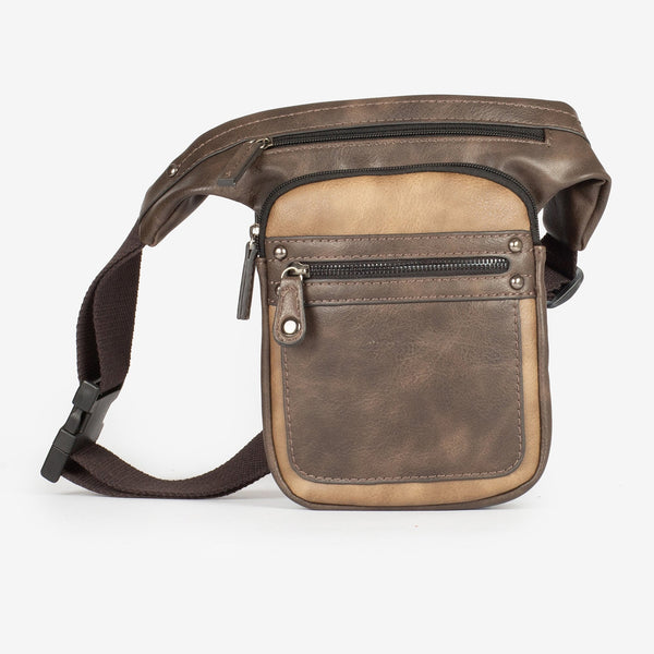 Brown bum bag, Youth bags Collection