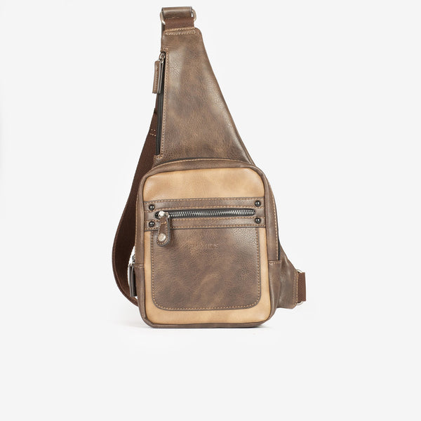 Brown man bag, Youth bags Collection