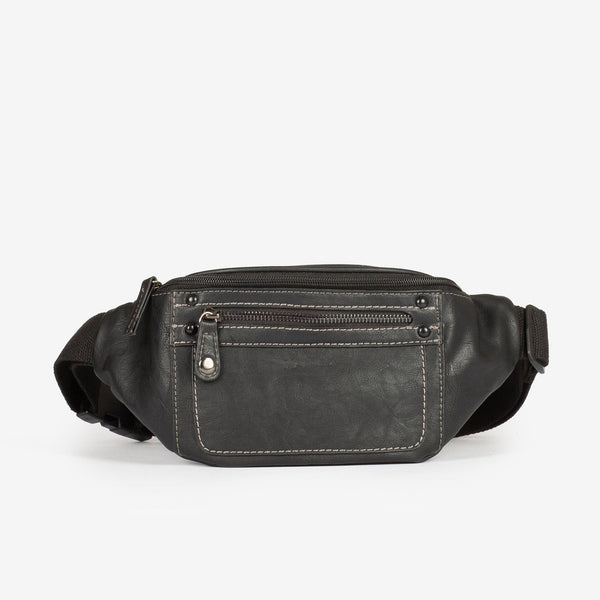 Black bum bag, Youth bags Collection