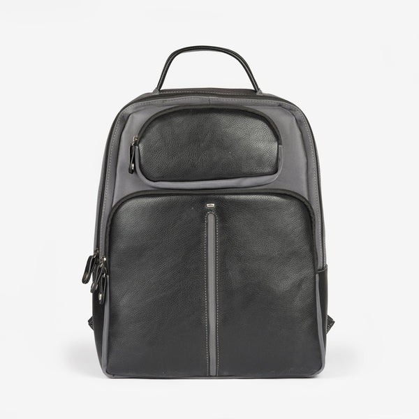 Backpack. Collection nylon faux leather