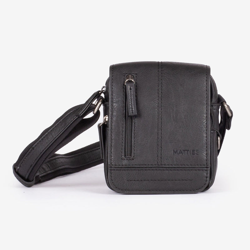 Black cross body bag, Classic Sport Collection
