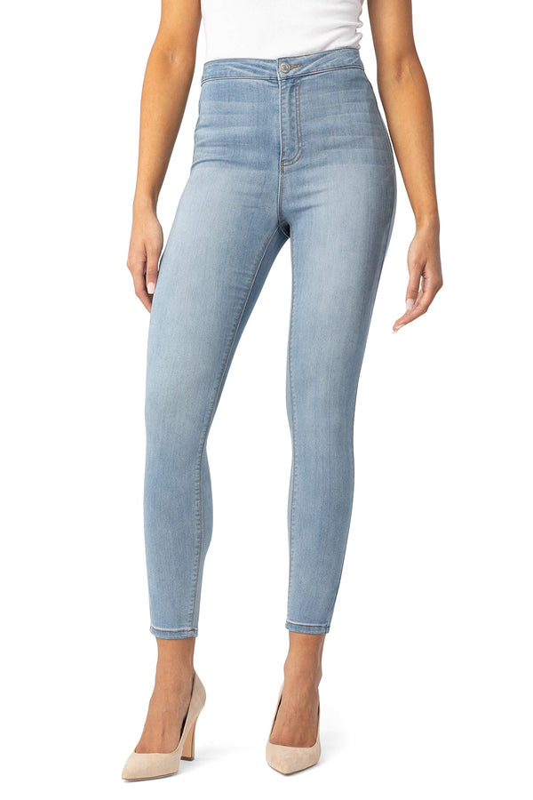 Women's Juniors Super High Rise Skinny Jean