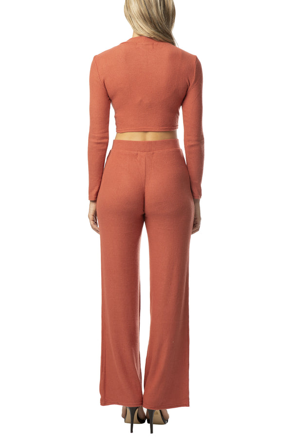 2 (PIECE) OUTFIT PALAZZO PANT SET