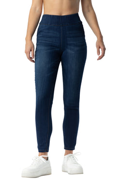 Almost famous super stretch comfort denim jegging pant - Almost Famous Clothing