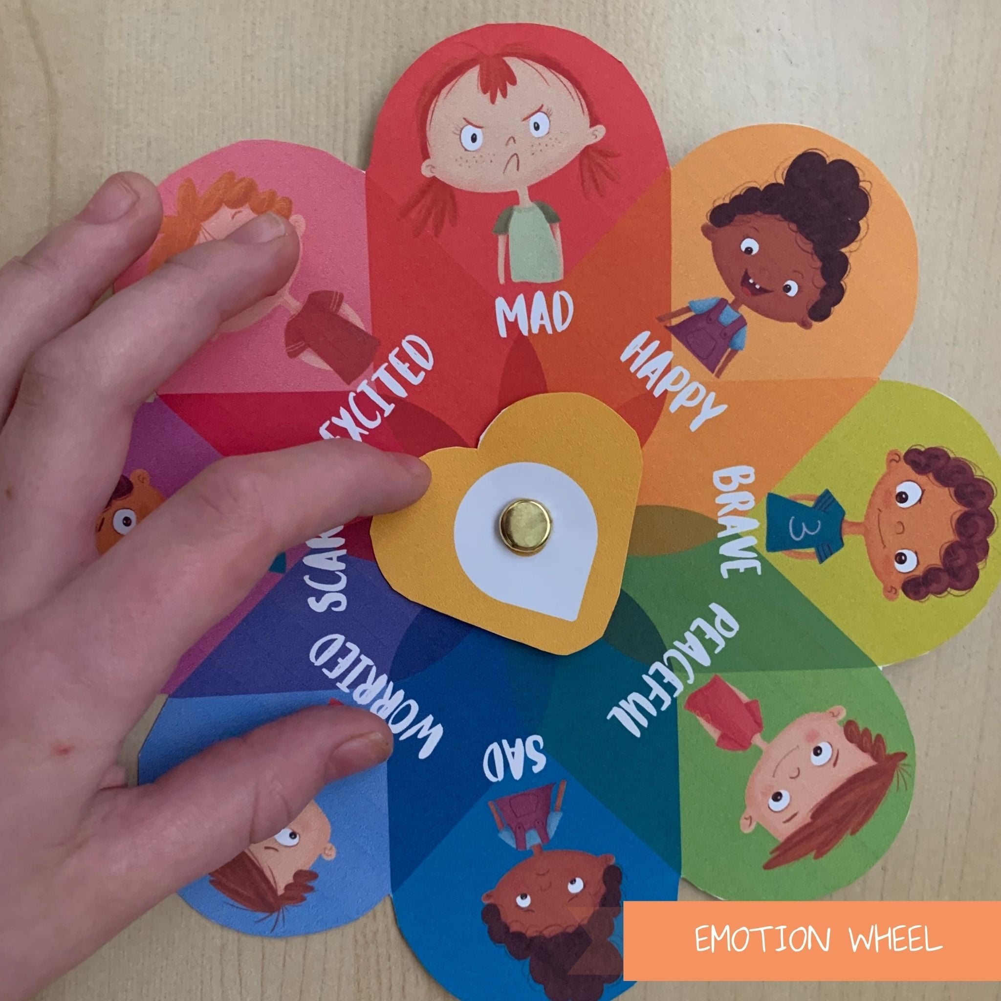 Mindful Emotions: A Toolkit to Grow Kids With Big Hearts