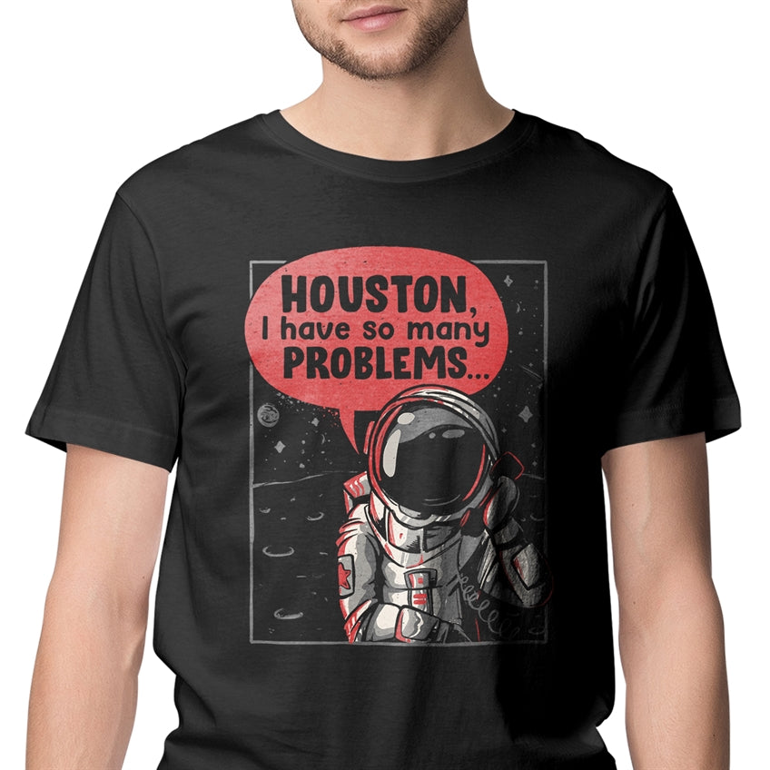 I Have So Many Problems T-shirt For Men