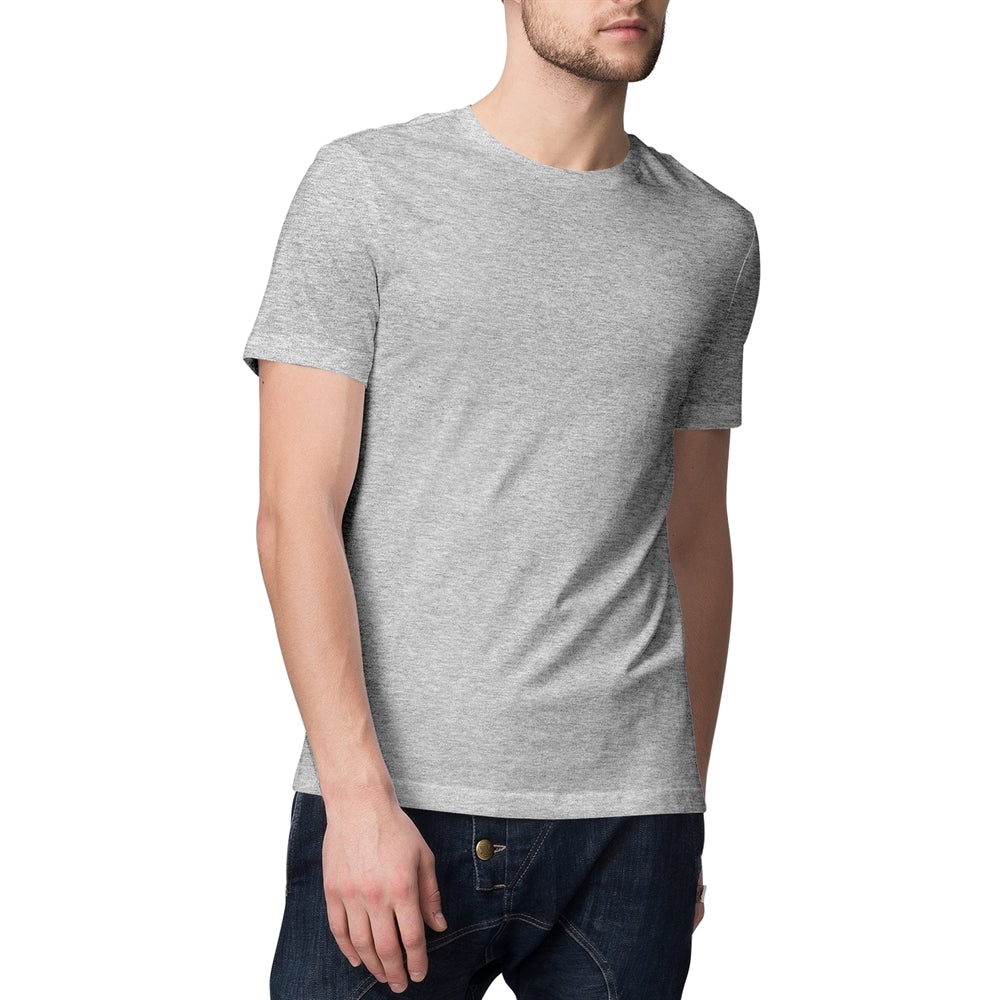 Round Neck T-shirt For Men