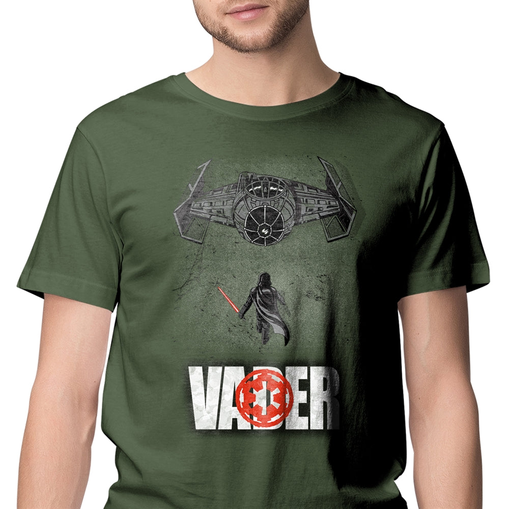 Dark side of the Force-2 T-shirt For Men