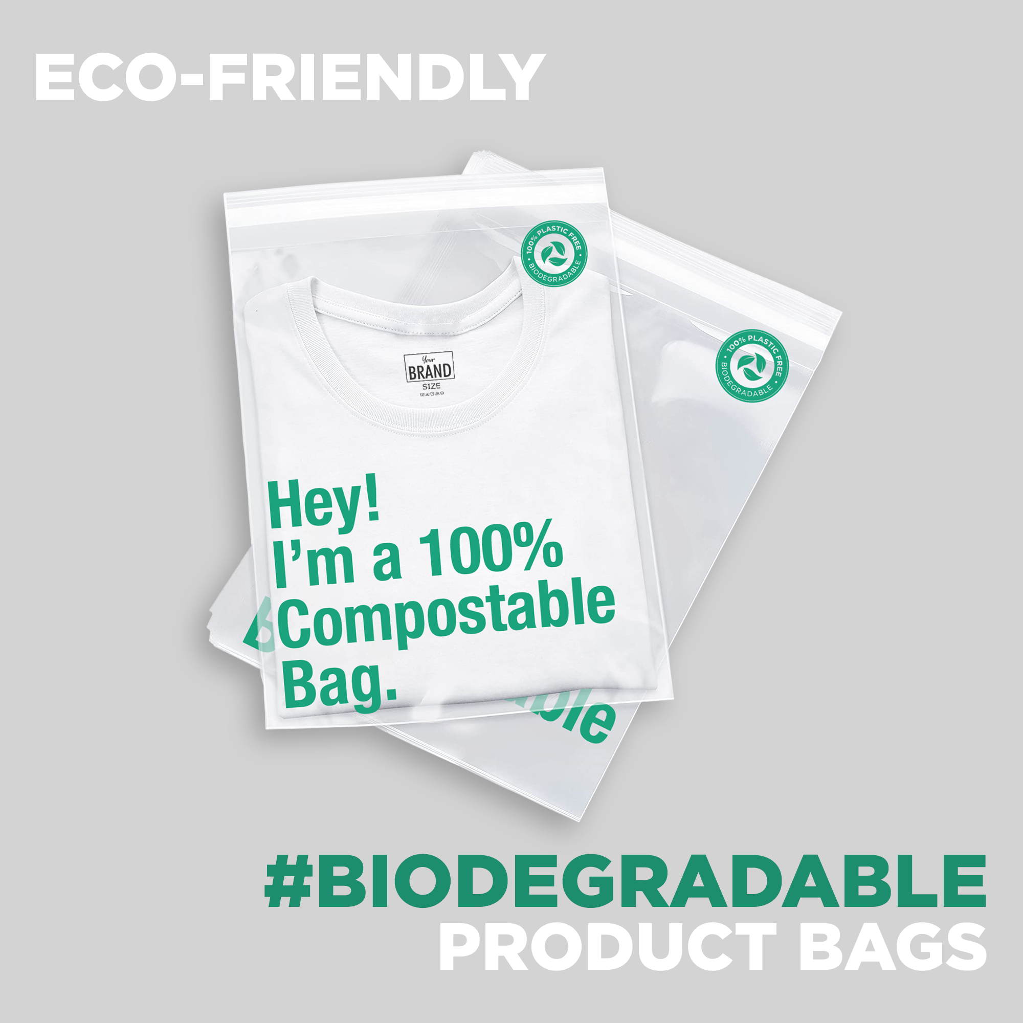eco friendly product bags