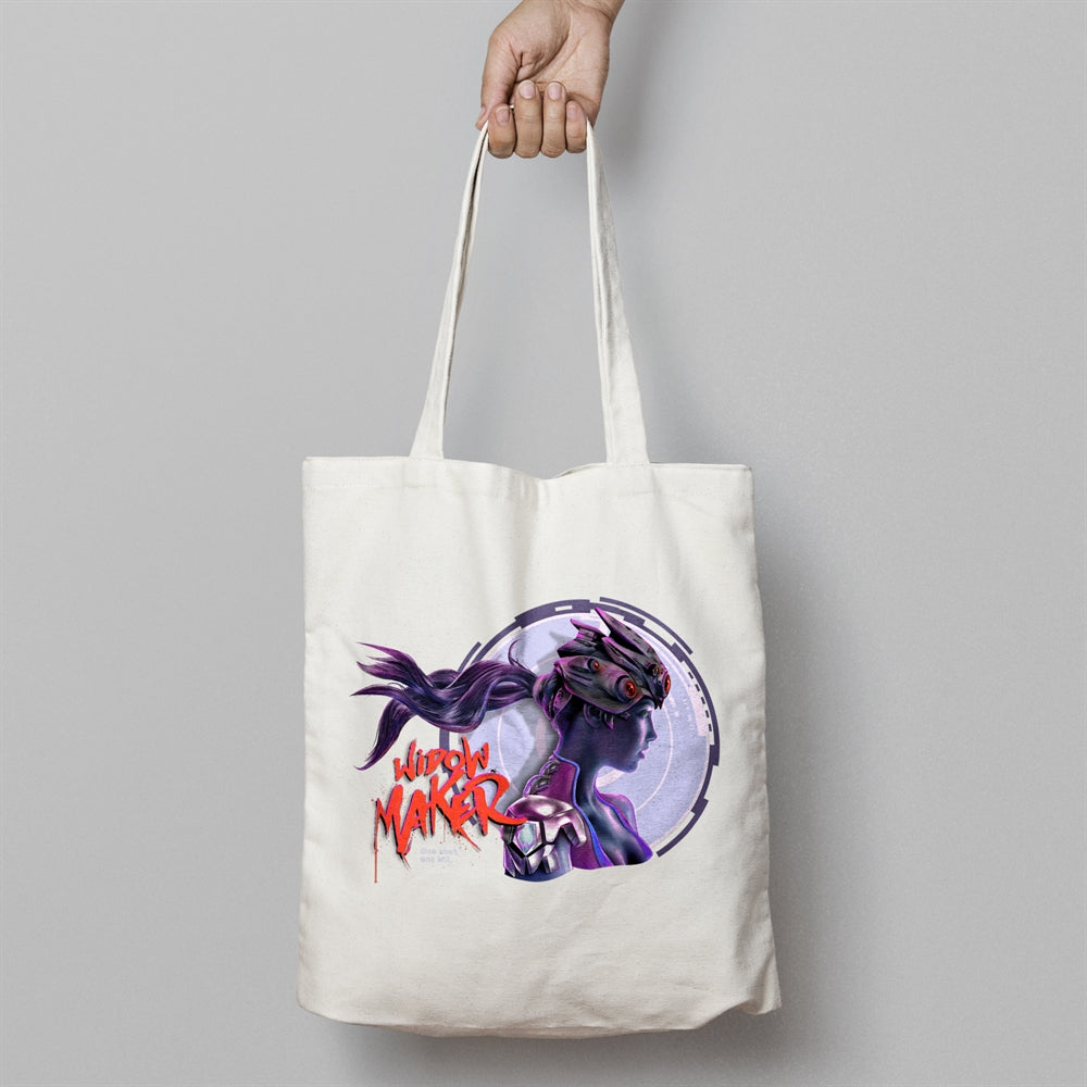 Widow Maker Canvas Tote Bag