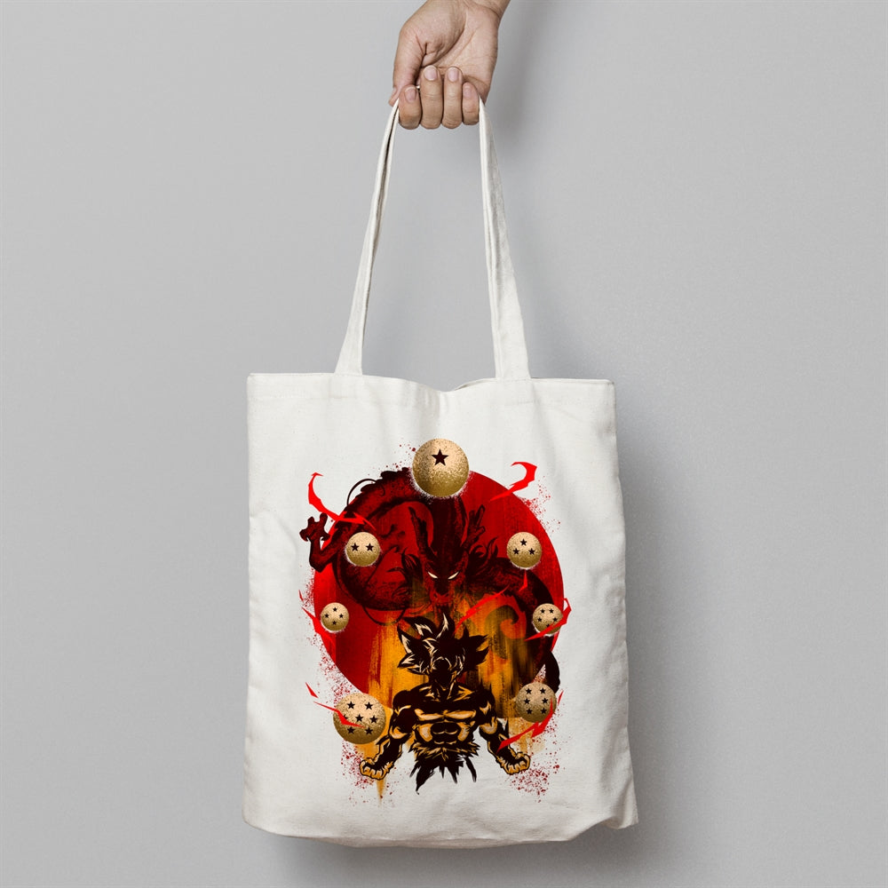 Greatest Hero Canvas Tote Bag