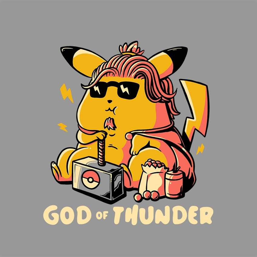 God Of Thunder Design