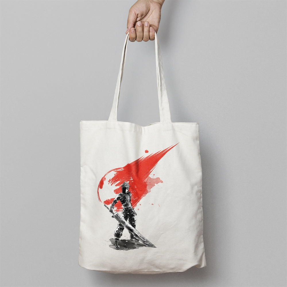Final Soldier Canvas Tote Bag