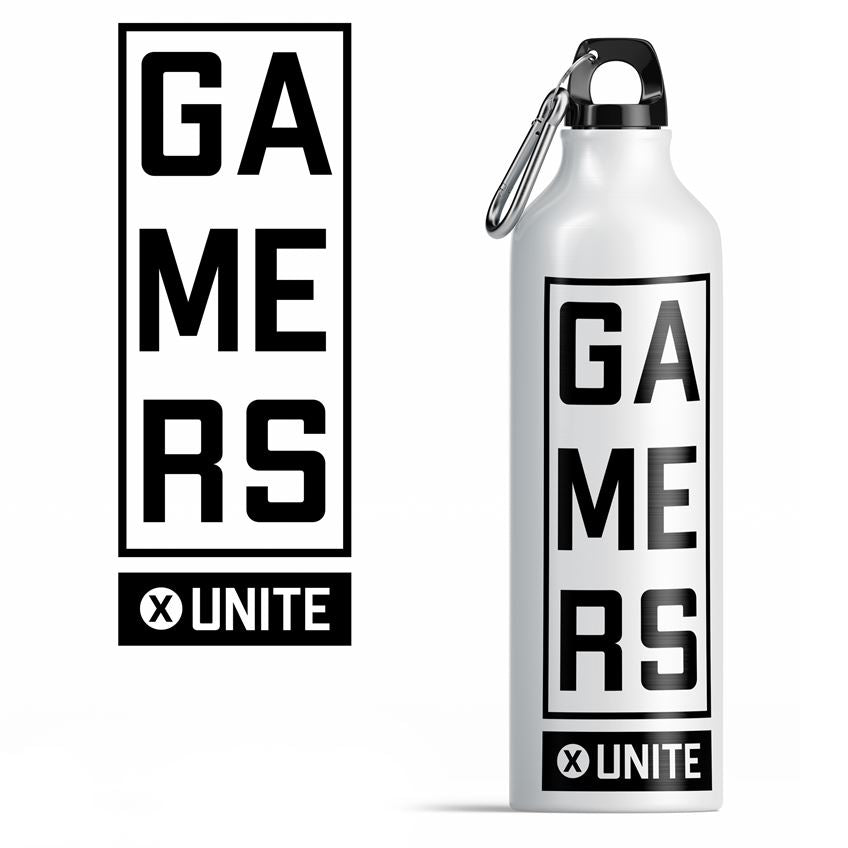 Gamers Unite Sipper Bottle (750ml)