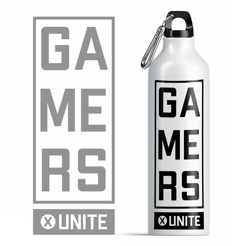 Gamers Unite Sipper Bottle