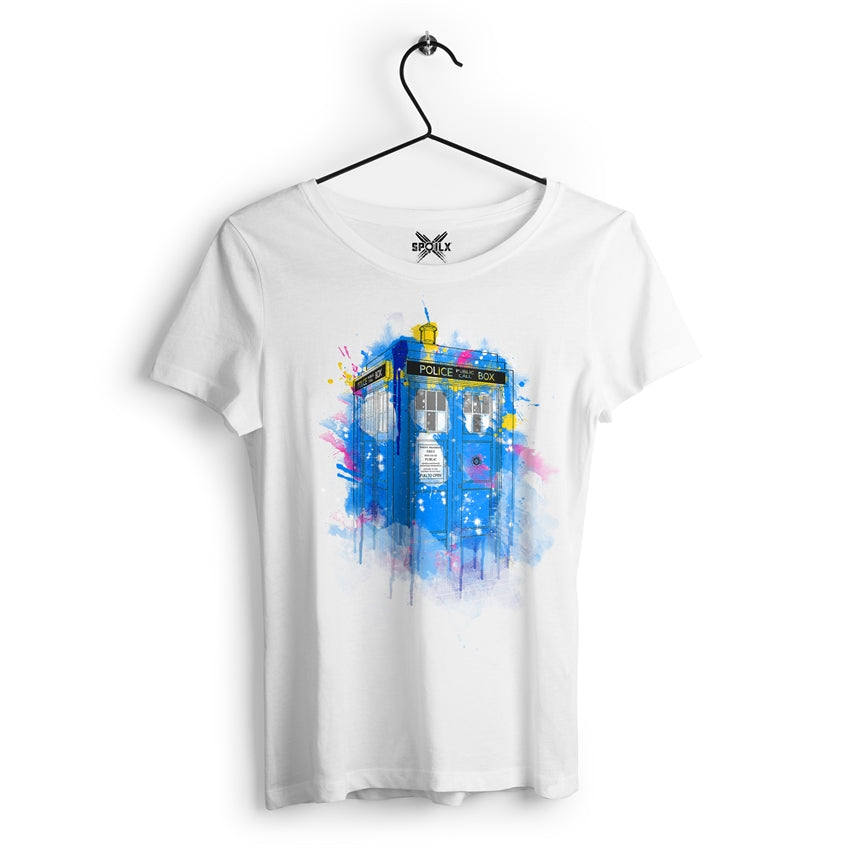 Tardi Splash T-shirt For Women