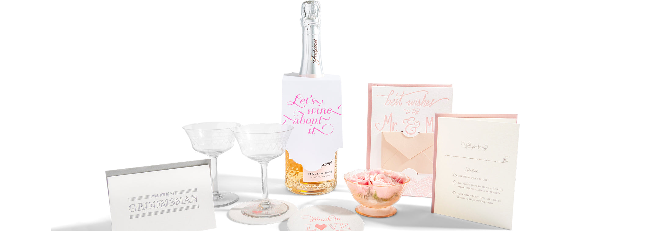 Gift Guides for the Bride & Groom