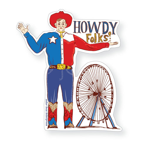 Sticker | Big Tex
