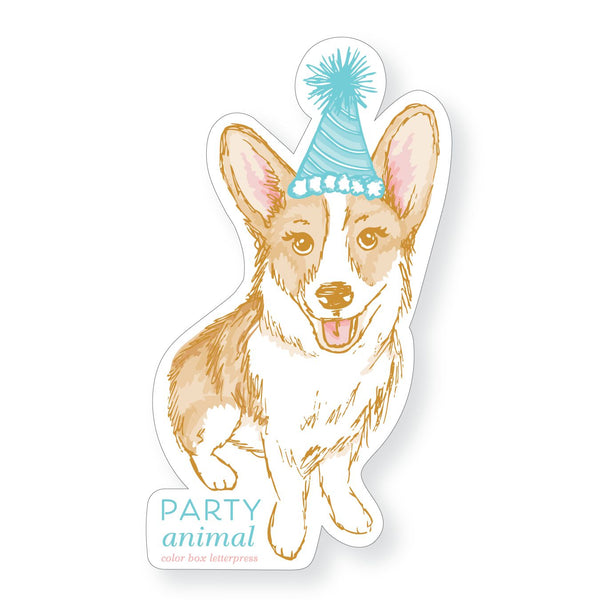 Sticker | Corgi