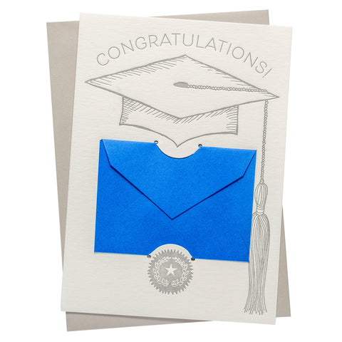 Gift Card Holder | Graduation