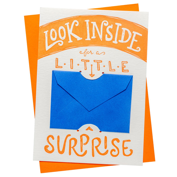 Gift Card Holder | Little Surprise