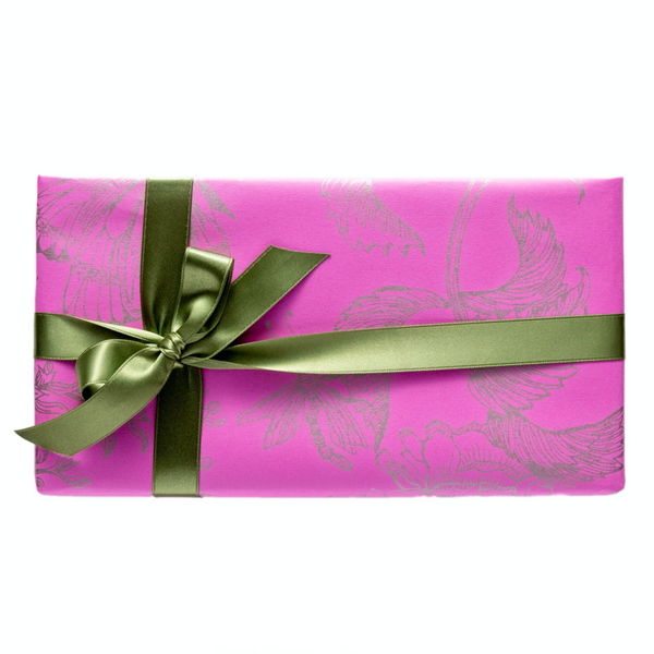 Gift Wrap | Botanical | Orchid