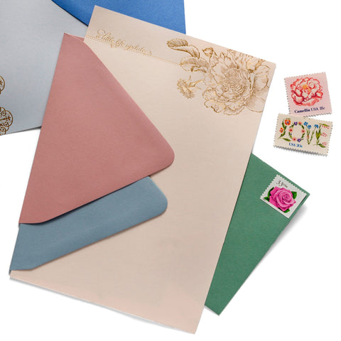 Snail Mail Kit | Flower
