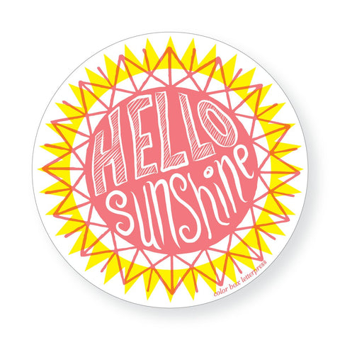 Sticker | Sunshine