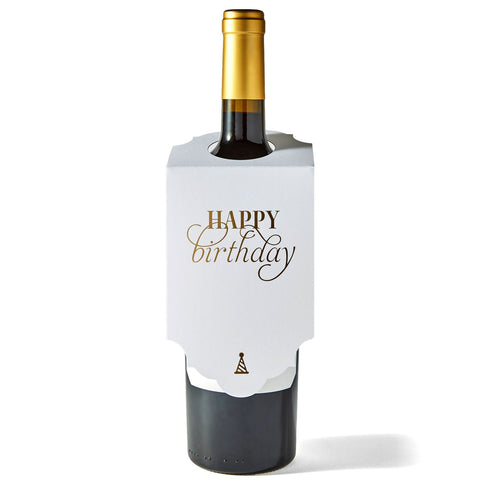 Birthday | Wine & Spirit Tag