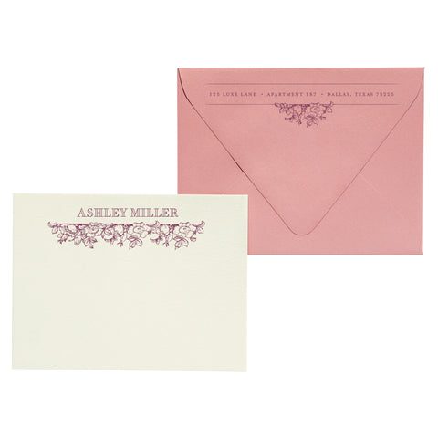 Ashley | Semi-Custom Stationery