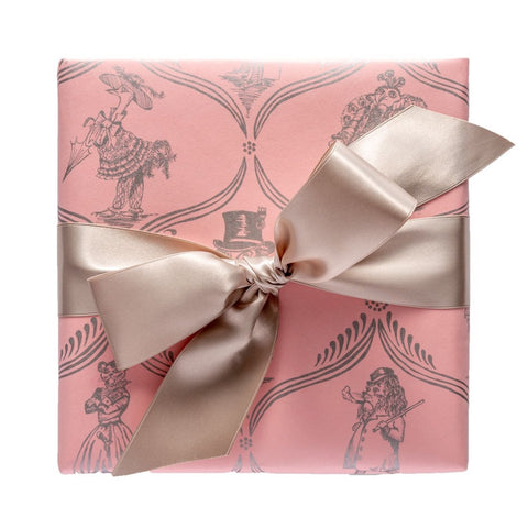 Gift Wrap | Menagerie | Pink