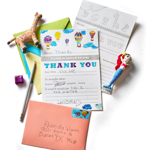 Kid Thank You | Creative Kit